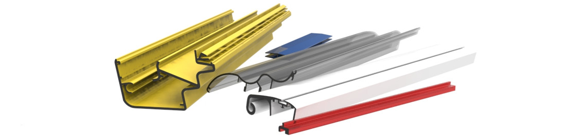 Technical plastic profiles